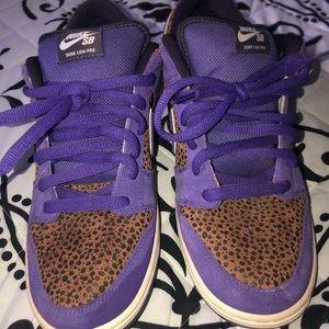 Safari SB dunks (low)
